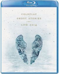 Cover Coldplay - Ghost Stories - Live 2014 [DVD]